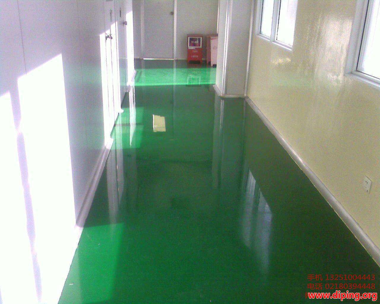 防尘地坪,工业防尘地坪,环氧地坪