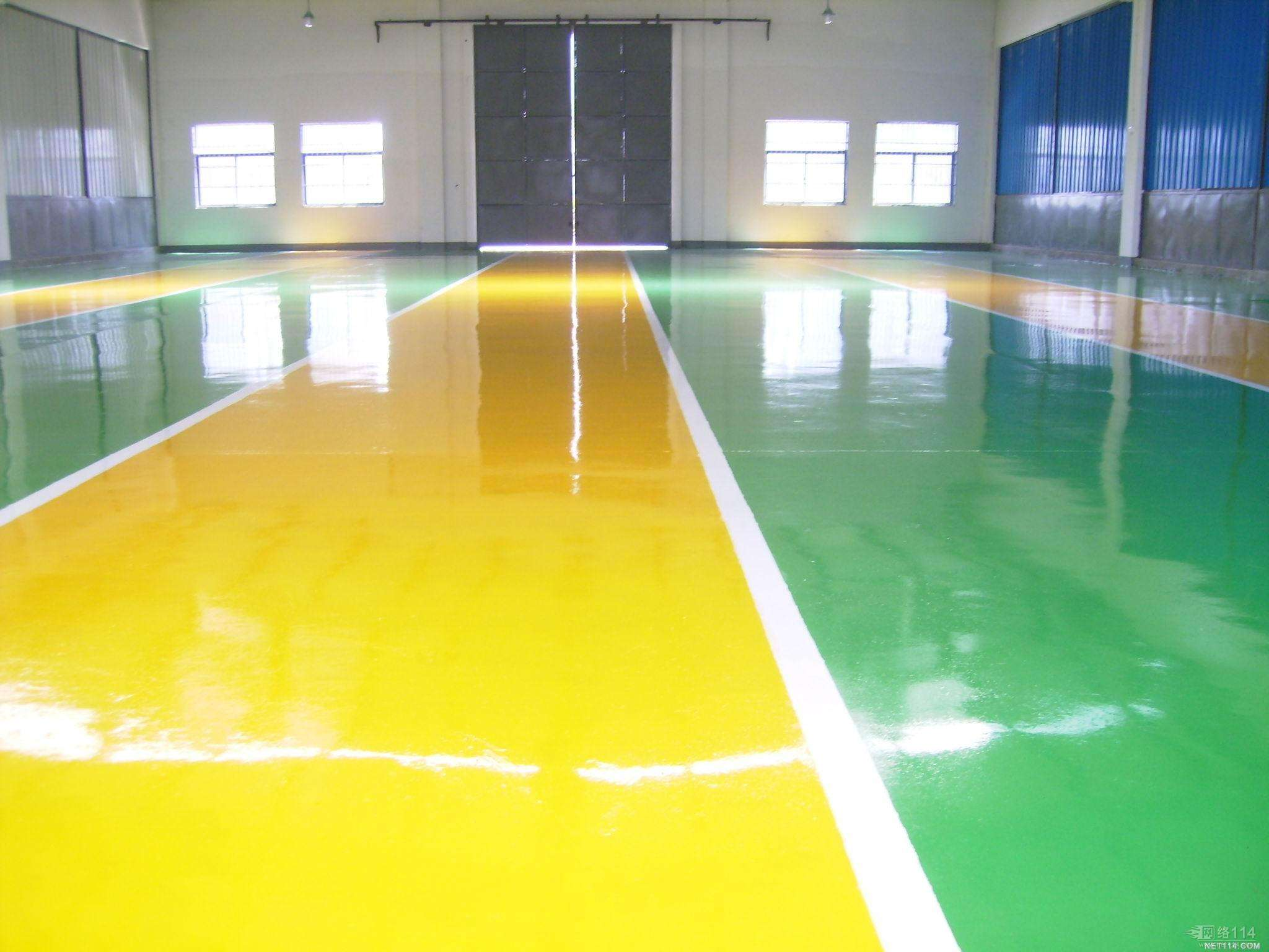 环氧树脂地坪,环氧树脂地板