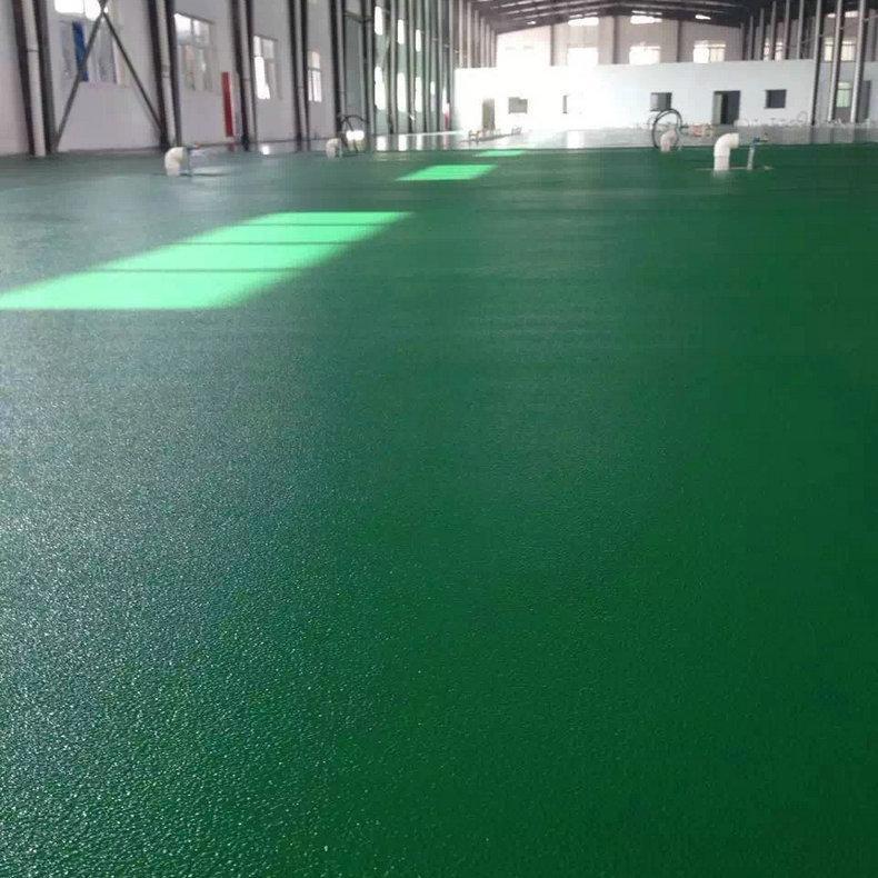 环氧微珠超耐磨地坪施工案例